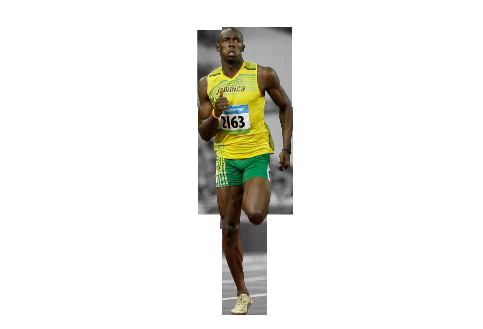 Usain Bolt Png Hd Png 1600 1092 Deportes