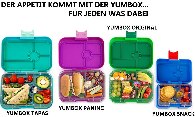 yumbox original 6er pinterest brotdose h ppchen und. Black Bedroom Furniture Sets. Home Design Ideas