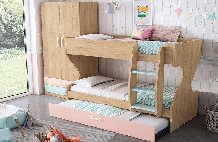 Convierte el dormitorio de tus hij s en un lugar m s - Precios de literas para ninos ...
