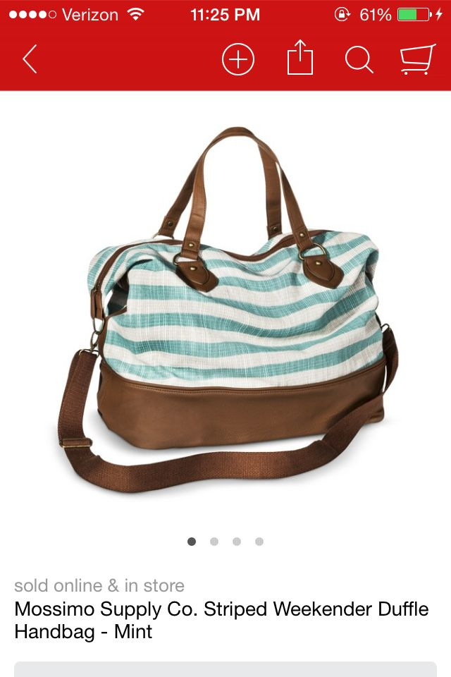 Duffle Bag At Target 35