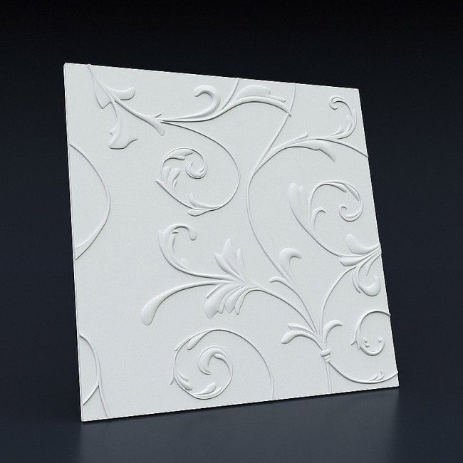 Molds For 3d Panels Made From Abs Plastic For Concrete And Plaster Goods By Fromako Company Paineis De Parede 3d Loja De Gesso Gesso