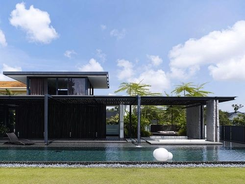 Queen Astrid Park House in Singapore