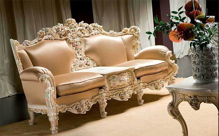 Victorian Living Room Eolo- Victorian Furniture | furniture ...