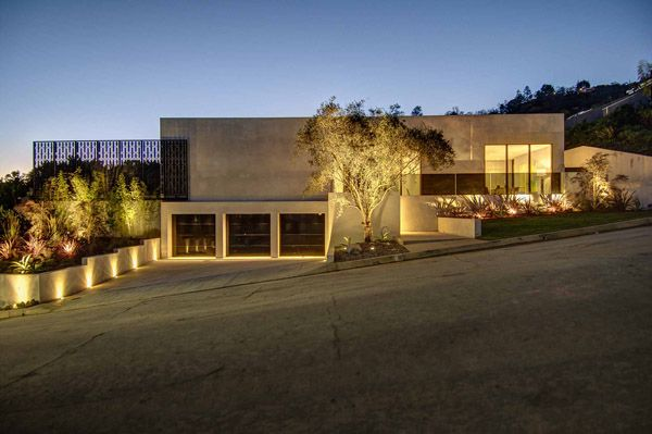 Awe Inspiring La Pad With Incredible Views Architecture Ideal Home House Layouts