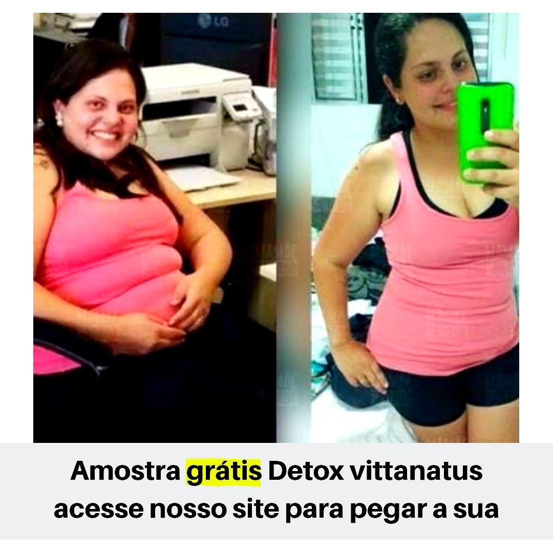 Detox Vittanatus conta com uma composição 100% natural, livre de qualquer substância que possa propo...