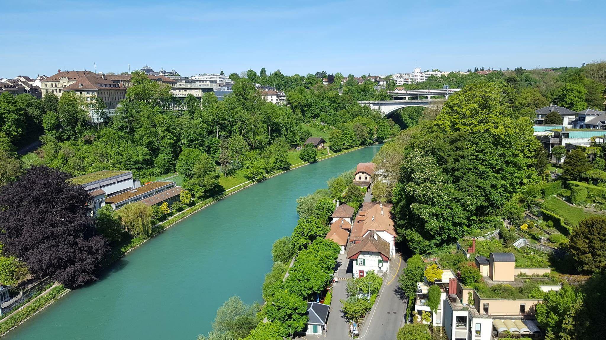 Bern, Switzerland, Spring 2016