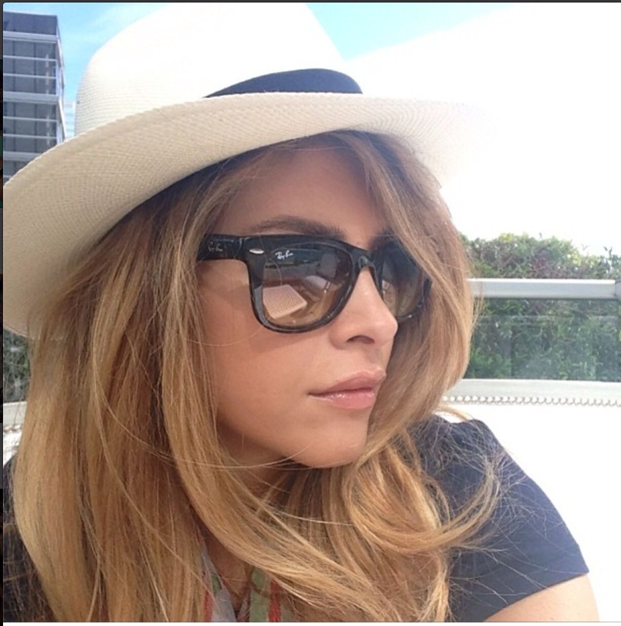 Shiva Safai Amazing Hat And Glasses Perfect Lips Sunglasses Shiva Safai Fashion Sunglasses