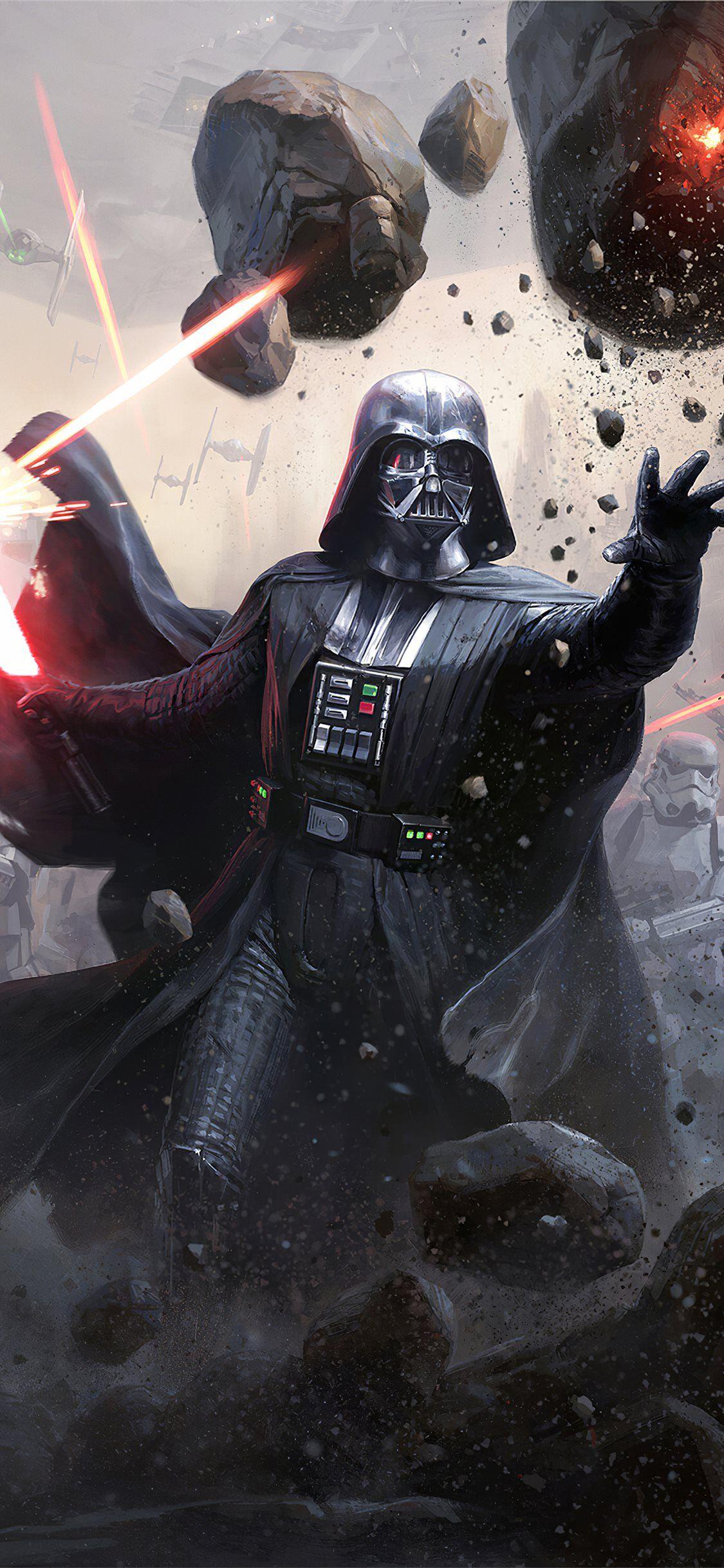 Darth Vader 4k 2020 Darthvader Superheroes Artwork 4k Artstation Movies Iphonexwallpaper Darth Vader Wallpaper Darth Vader 4k Darth Vader
