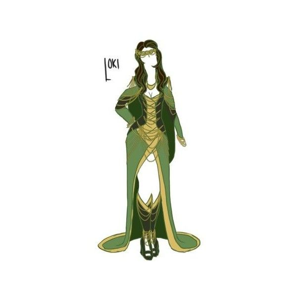 Fashion Geek Vestidos de Festa dos Avengers GEEKISS ❤ liked on Polyvore featuring cosplay and loki