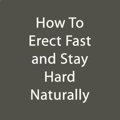 ways to stay hard during sex