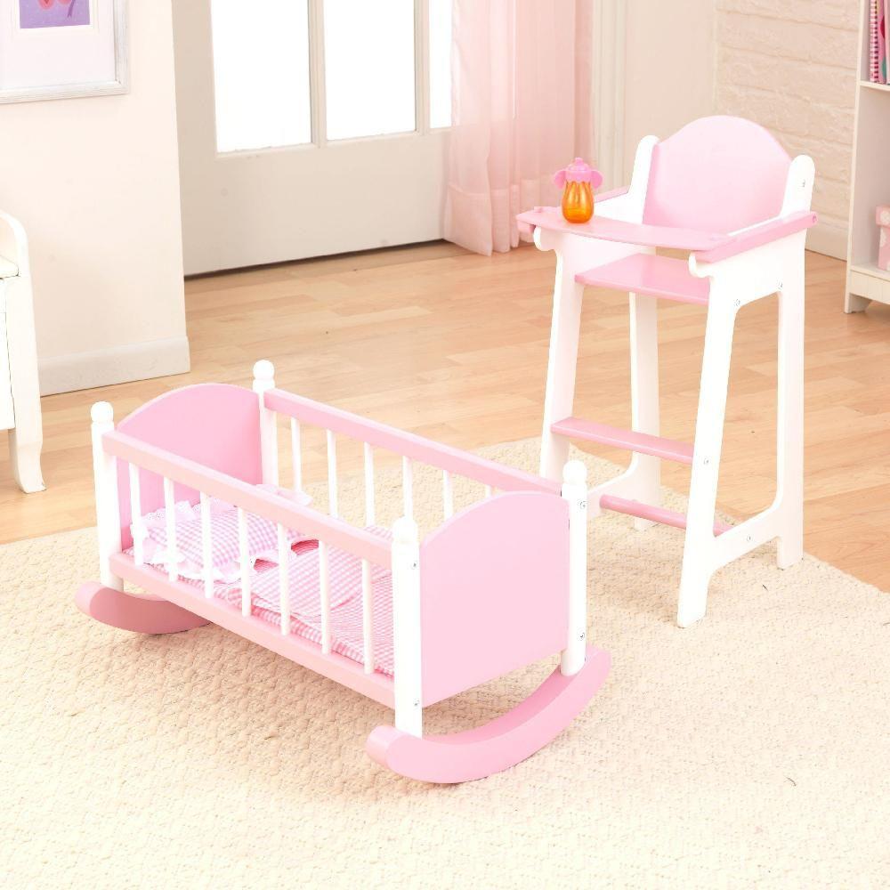 30 Wooden Baby Doll Furniture Sets Bedroom Interior Decorating