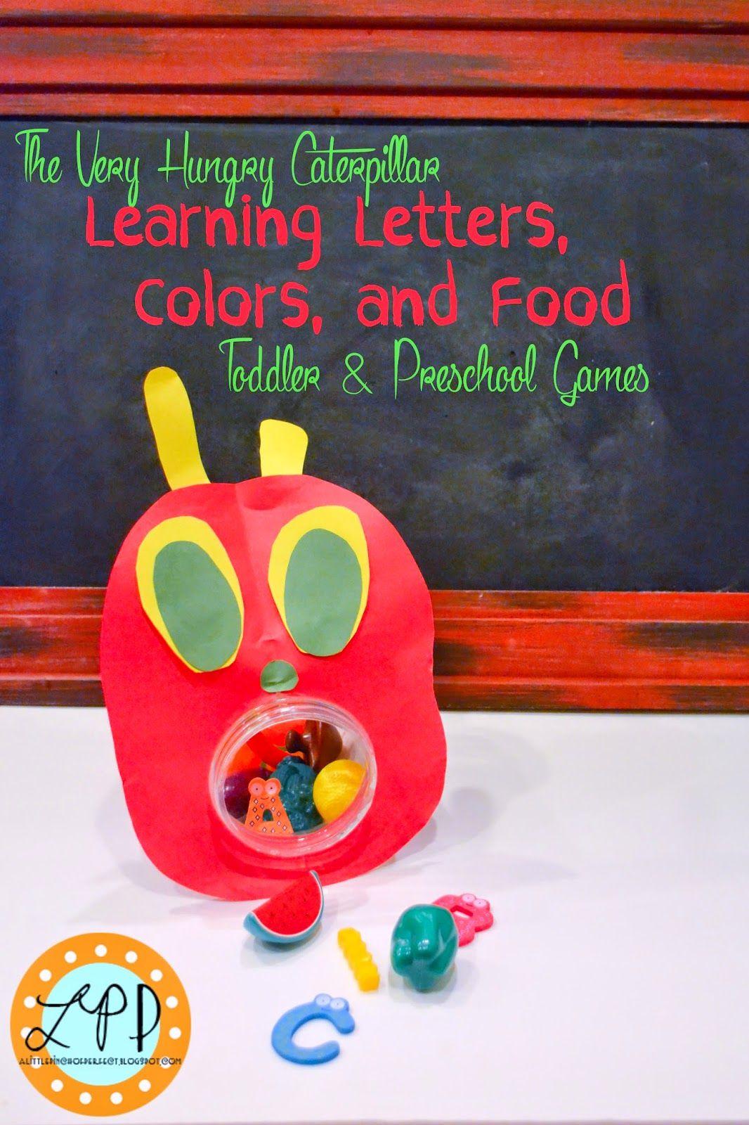 Book Activities For Preschoolers