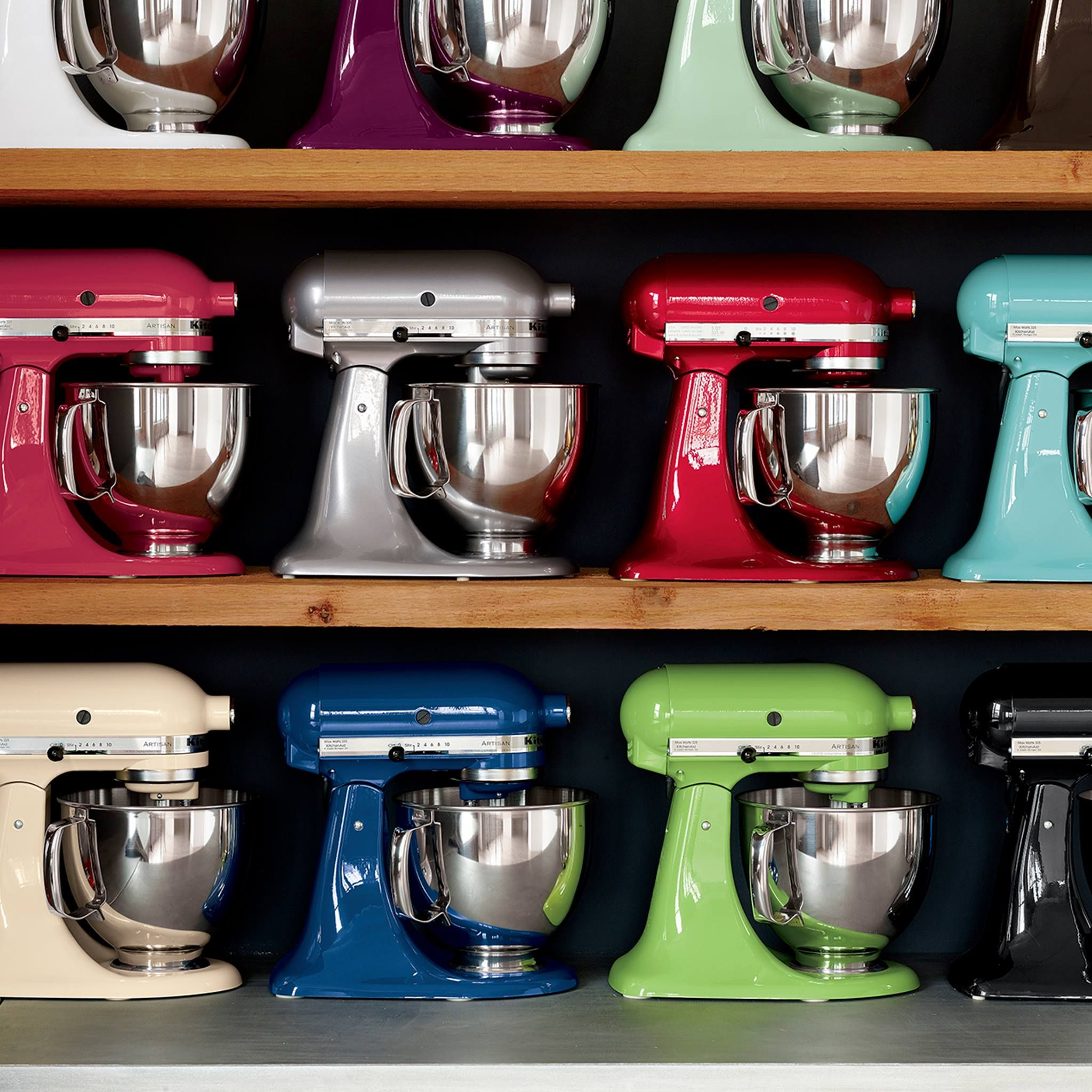 are kitchenaid appliances made by whirlpool