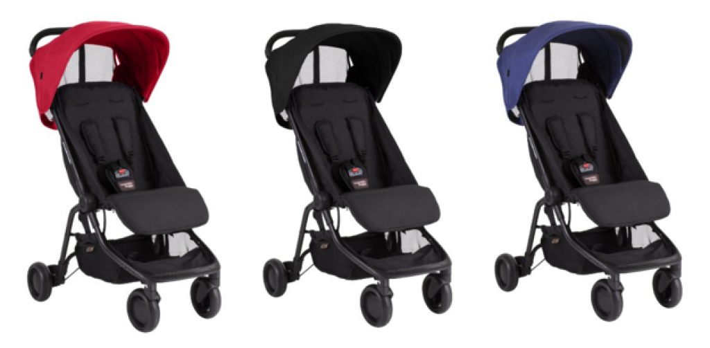 The Mountain Buggy Nano Travel Stroller, plus 2015 reviews