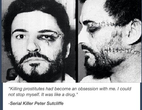 serial killers with paranoid schizophrenia