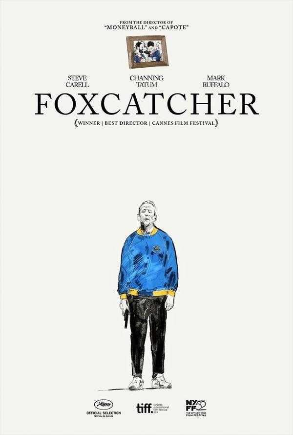 *215. Foxcatcher by Bennet Miller
