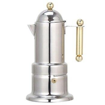 Mamy/ /La Moca//Espresso Cafetera El/éctrica para el microondas 4/tazas
