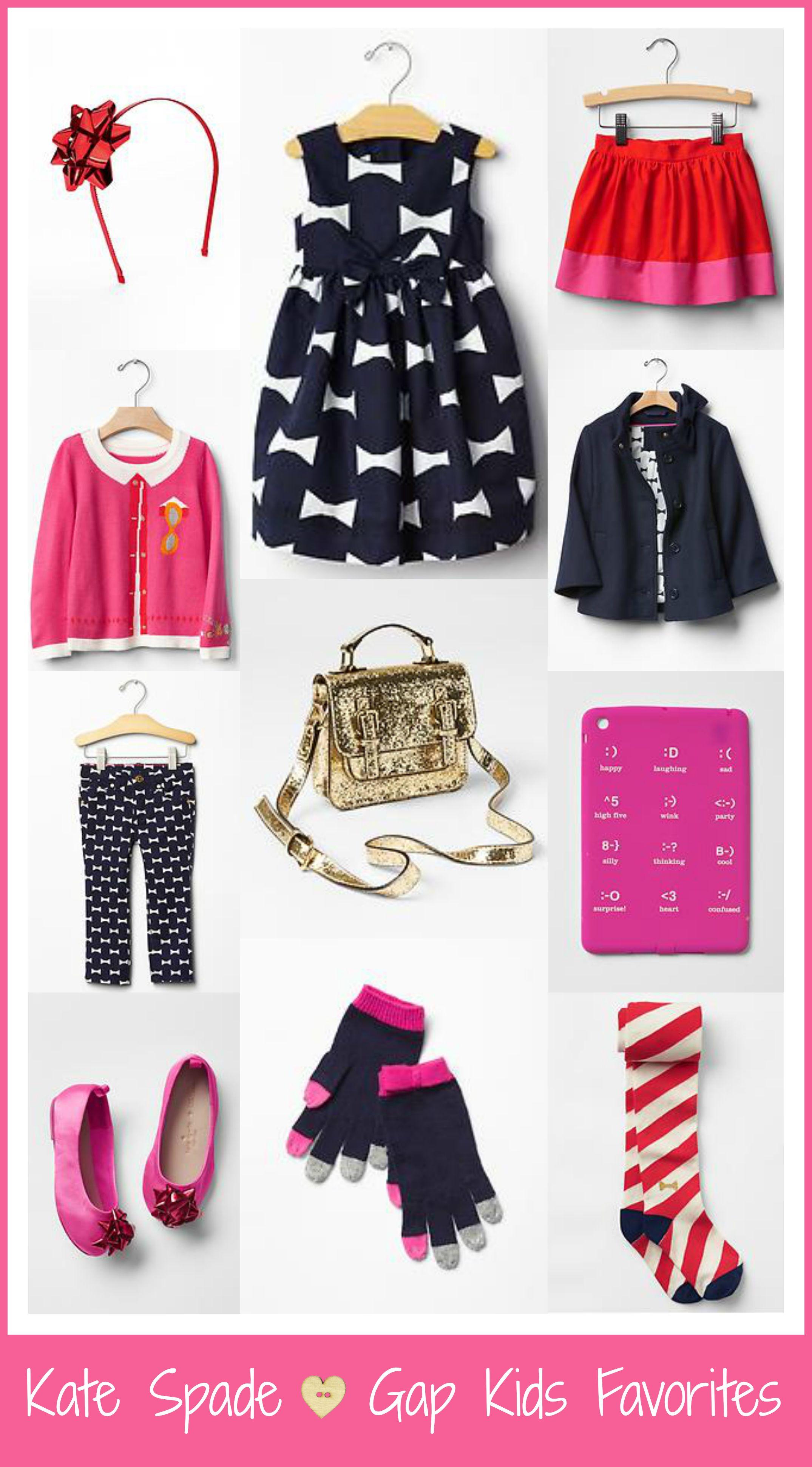Kate Spade Gap Kids Collection Review Girl Fashion Girl