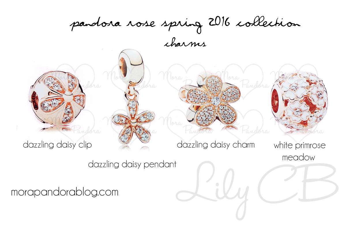 Pandora Rose Spring 2016 Preview