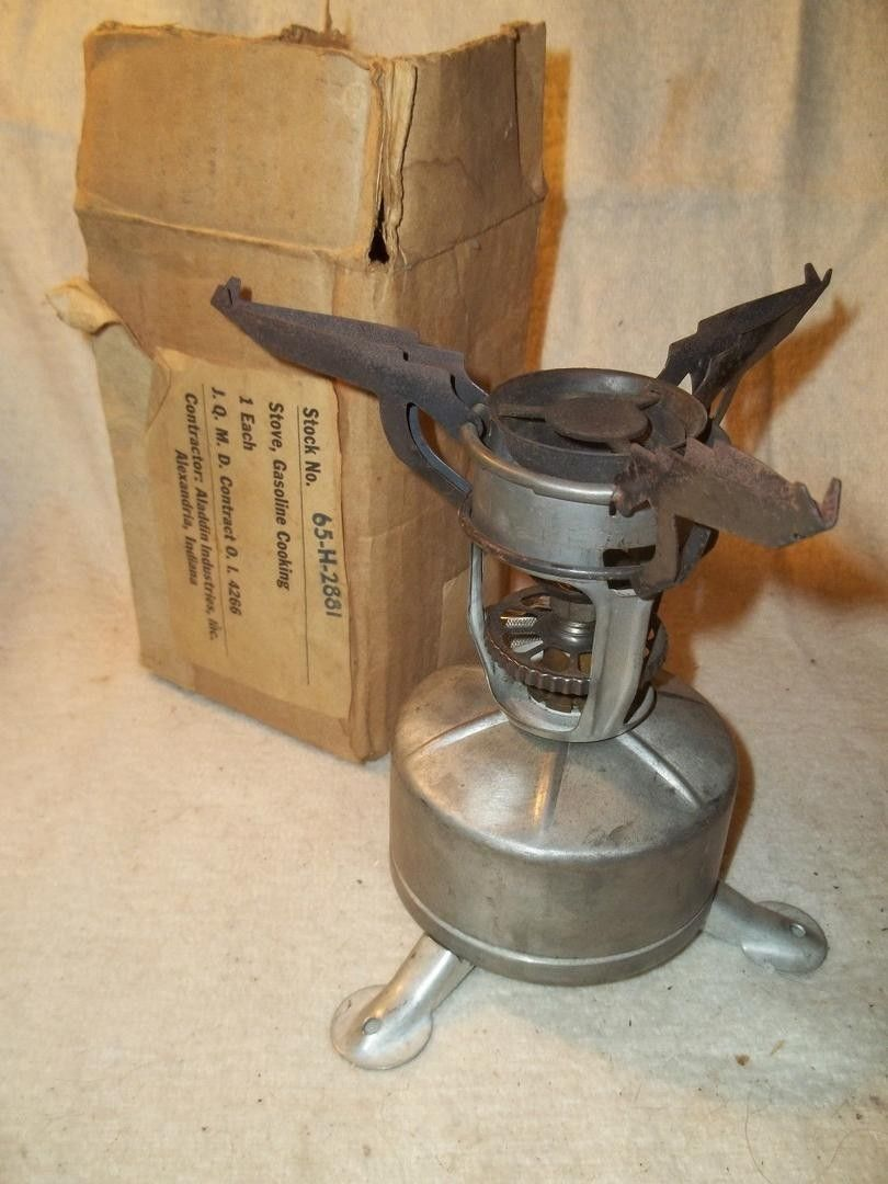 Ww2 Camp Stove