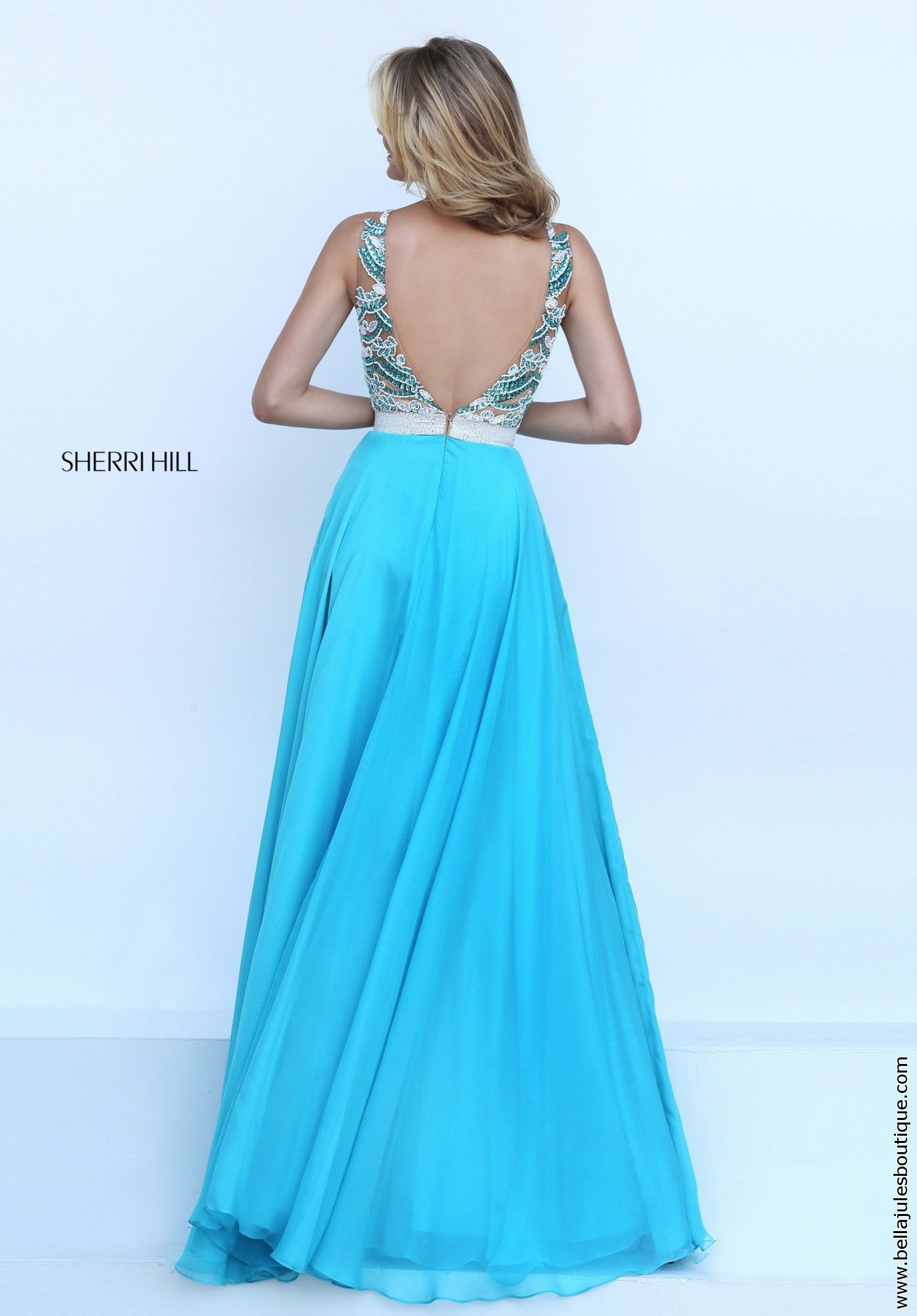 Sherri hill prom dress style vestidos pinterest sherri