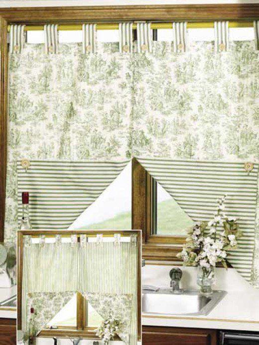 25 Free Curtain Patterns to Sew | Window treatments, Free pattern ...