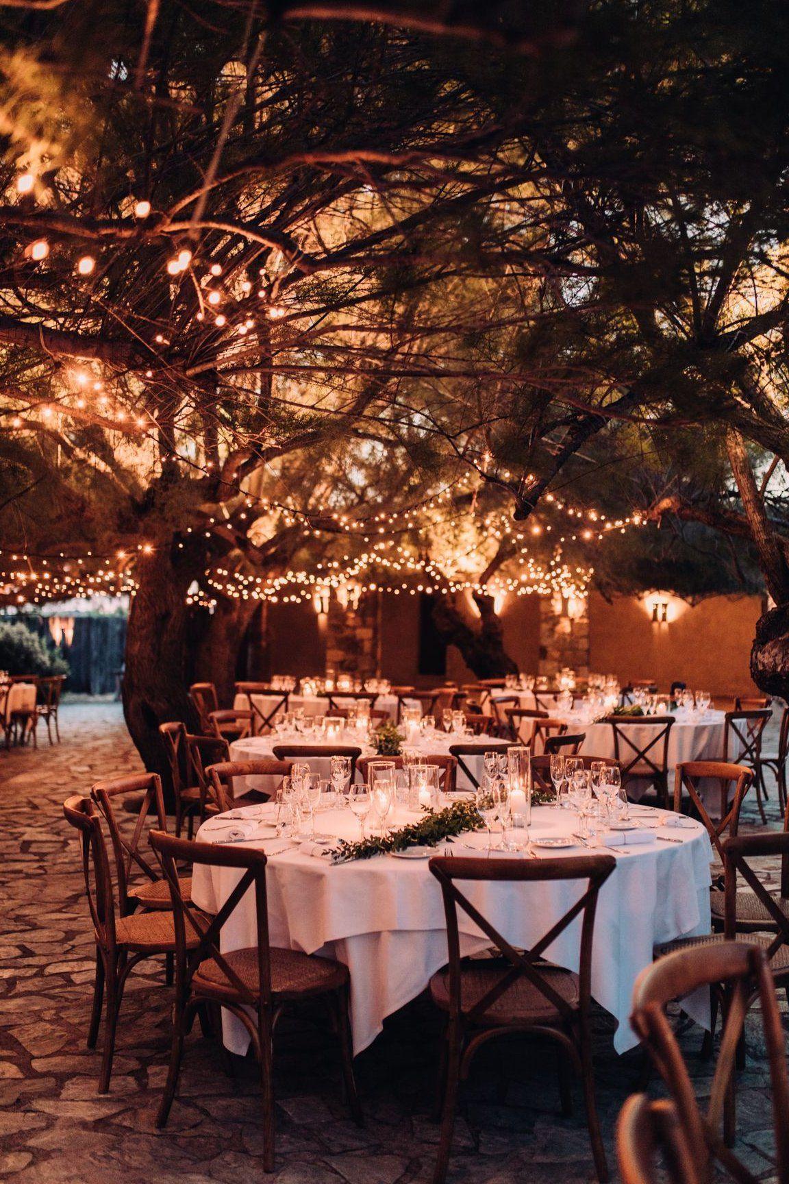 Photo of outdoor wedding decorations night –   – #Decorations #Night #Outdoor #Outdoor-Ho…