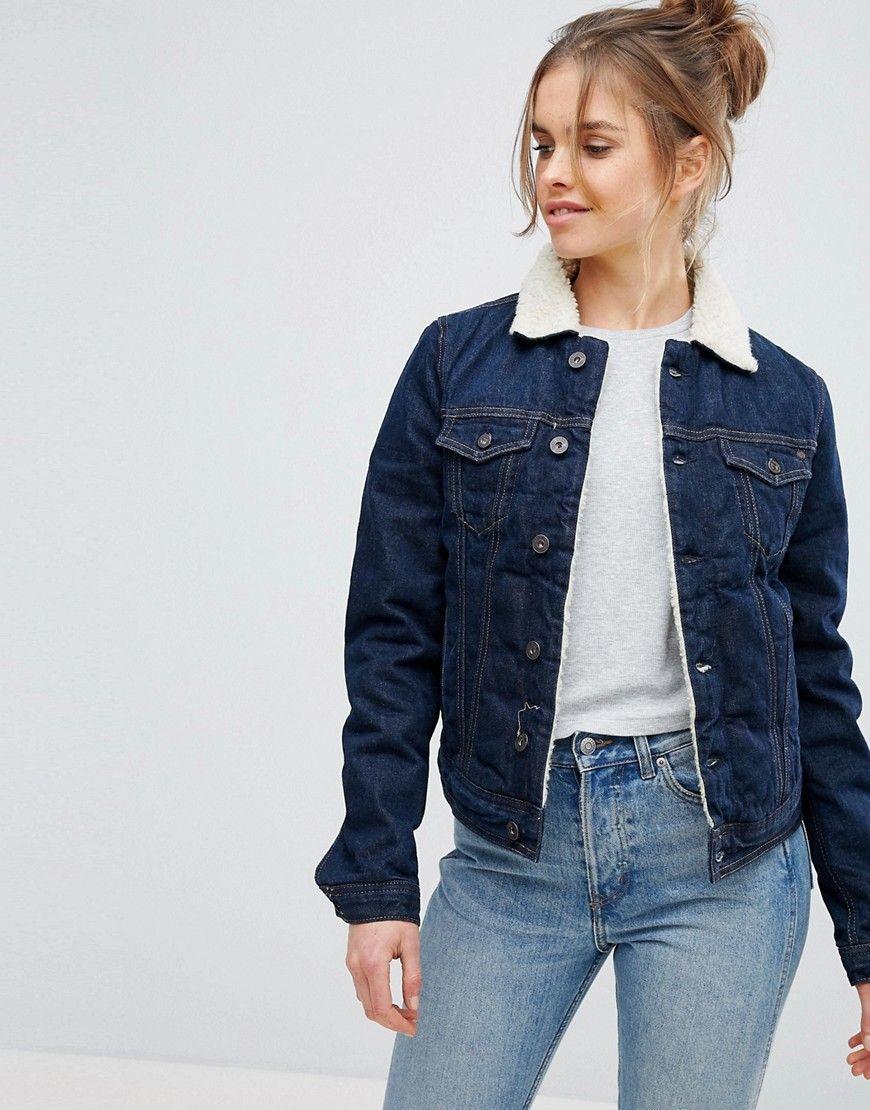 Pepe jeans mantel sale