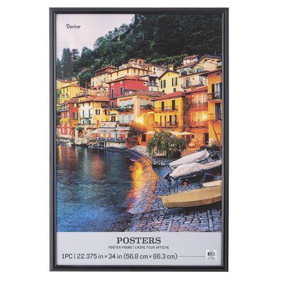 Ebern Designs Ebern Designs Plastic Poster Frame Black 11 X 17 Inches Wayfair Ebern Designs Ebern In 2020 Poster Frame Picture Frame Sets Mirrored Picture Frames