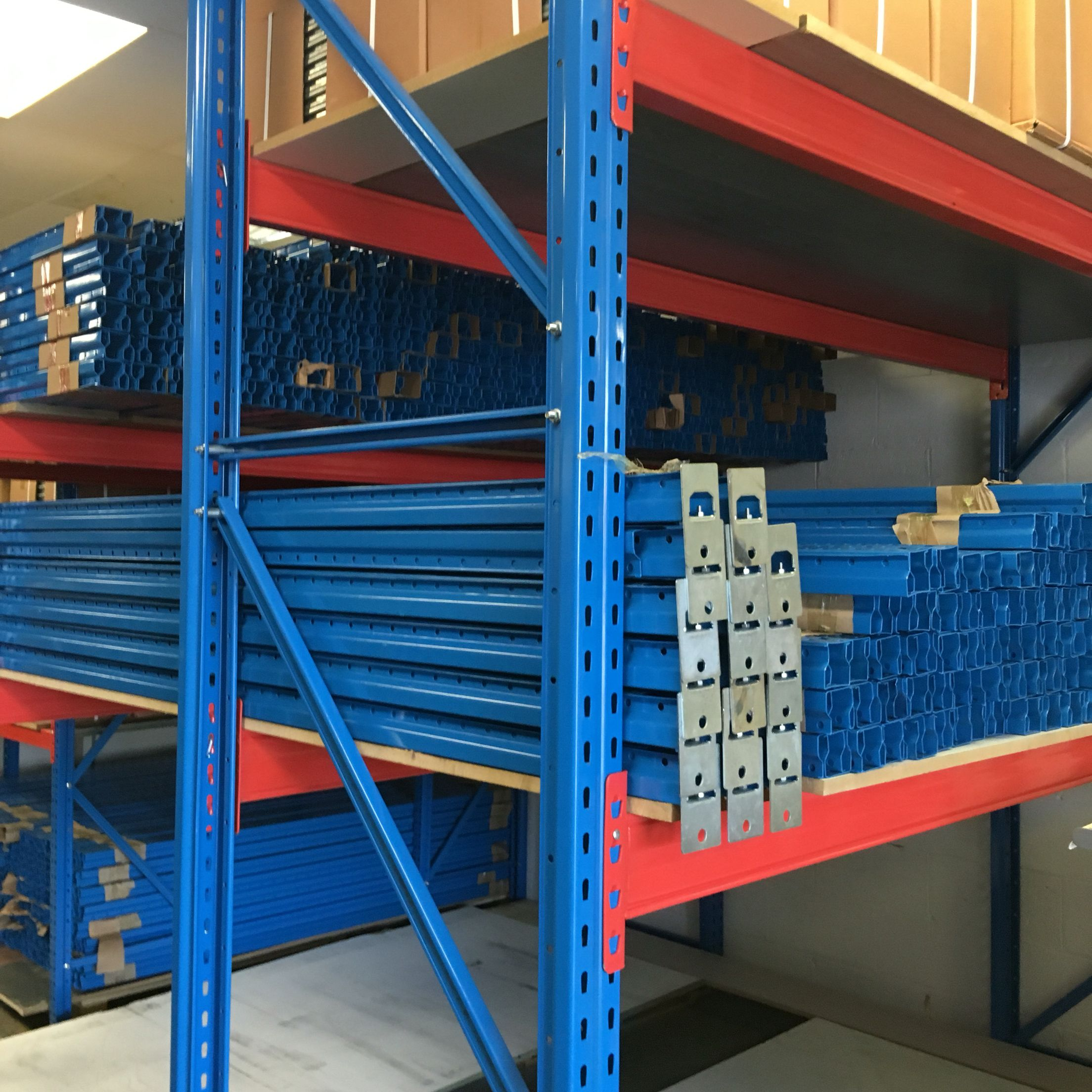 Pallet Racking Now In Stock Next Day Delivery! Quality At