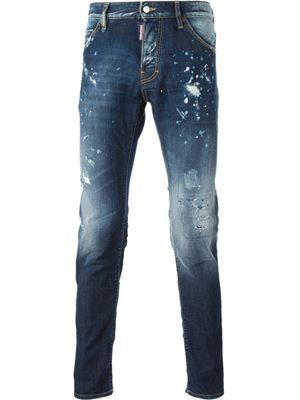 Jeansjackor från Dsquared2 Herr Farfetch