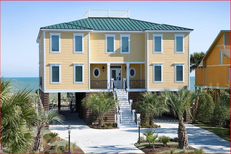 Myrtle Beach, South Carolina - Oceanfront Myrtle Beach Home - Sleeps 26.  8br/8.5