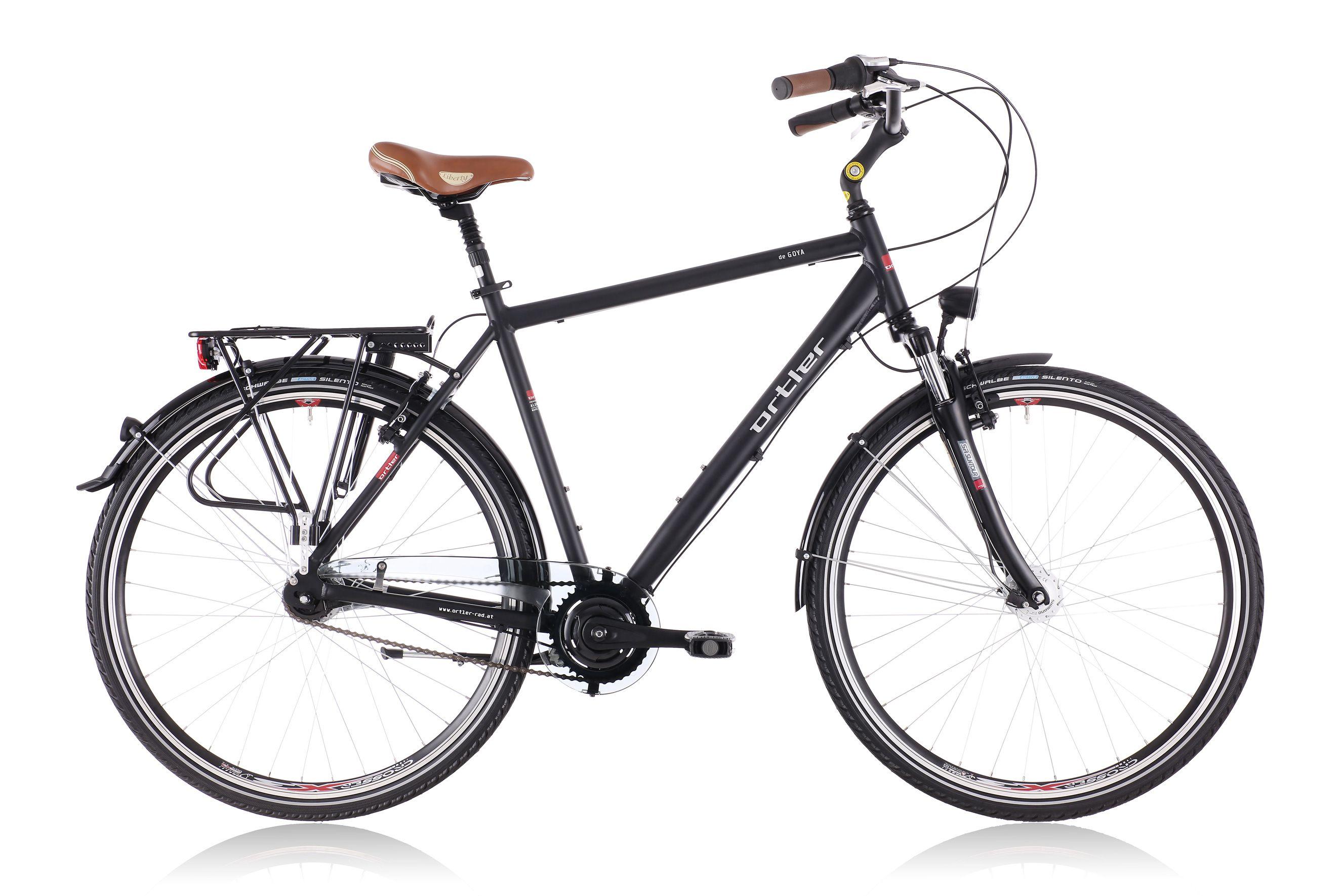 ortler degoya men black matte g nstig kaufen bei fahrrad. Black Bedroom Furniture Sets. Home Design Ideas