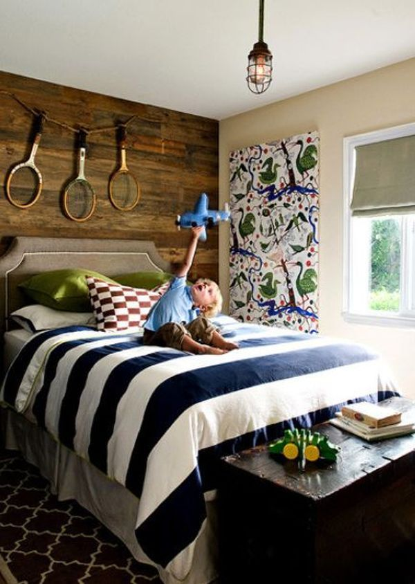 Delightful Elementary Age Boys Bedrooms