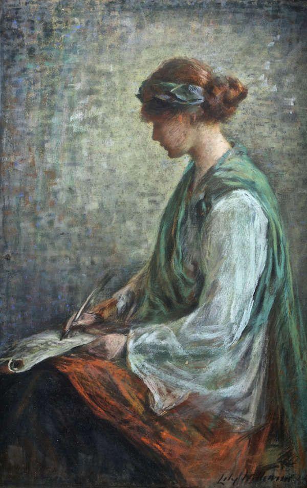 Lily Williams (1874-1940) - Hibernia