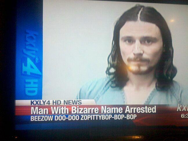 Weird And Bizarre News
