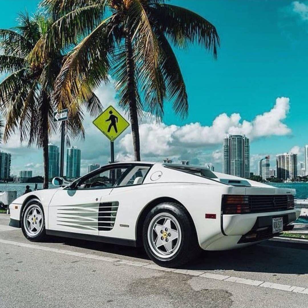Ferrari Only Ferrari Lovers On Instagram 80s Donjohnson