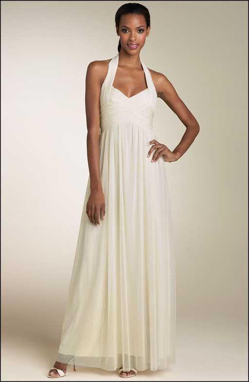 Informal Beach Wedding Dresses Casual For The DWeddingdress