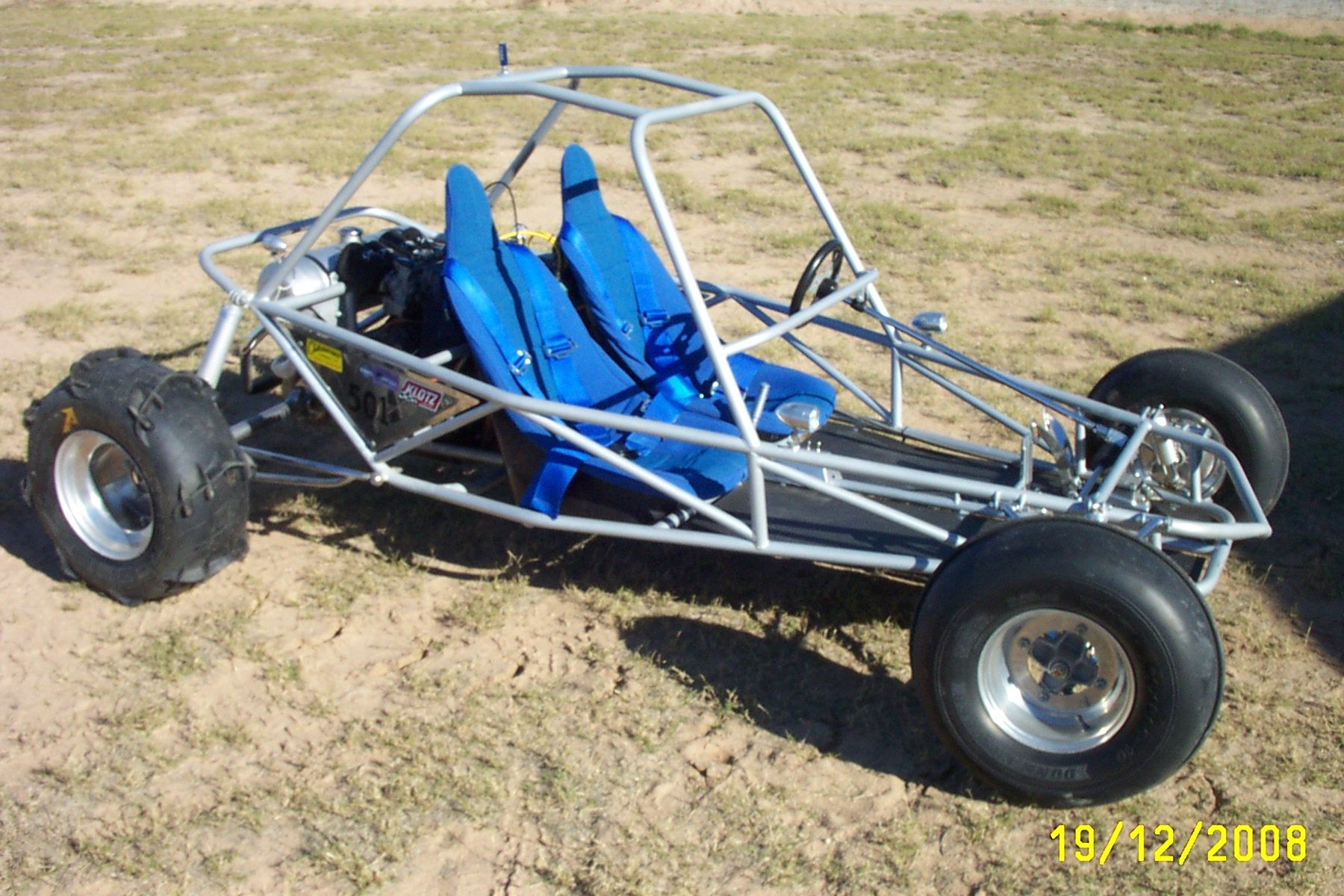 Mini Sand Rail Dune Buggy - Year of Clean Water