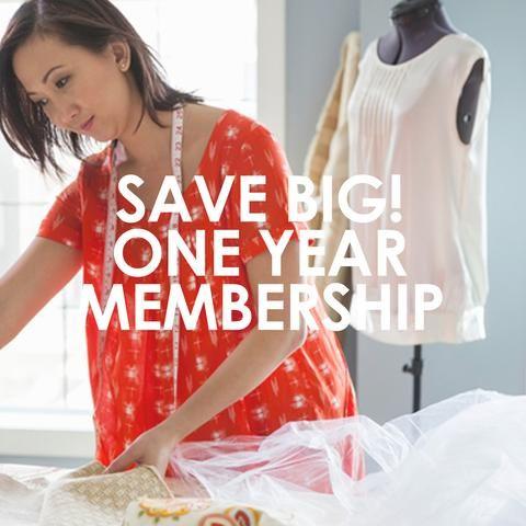 1 Year Pattern Membership