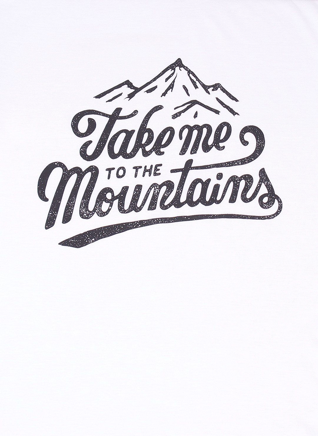 Take Me To The Mountains Graphic T Shirt The Level