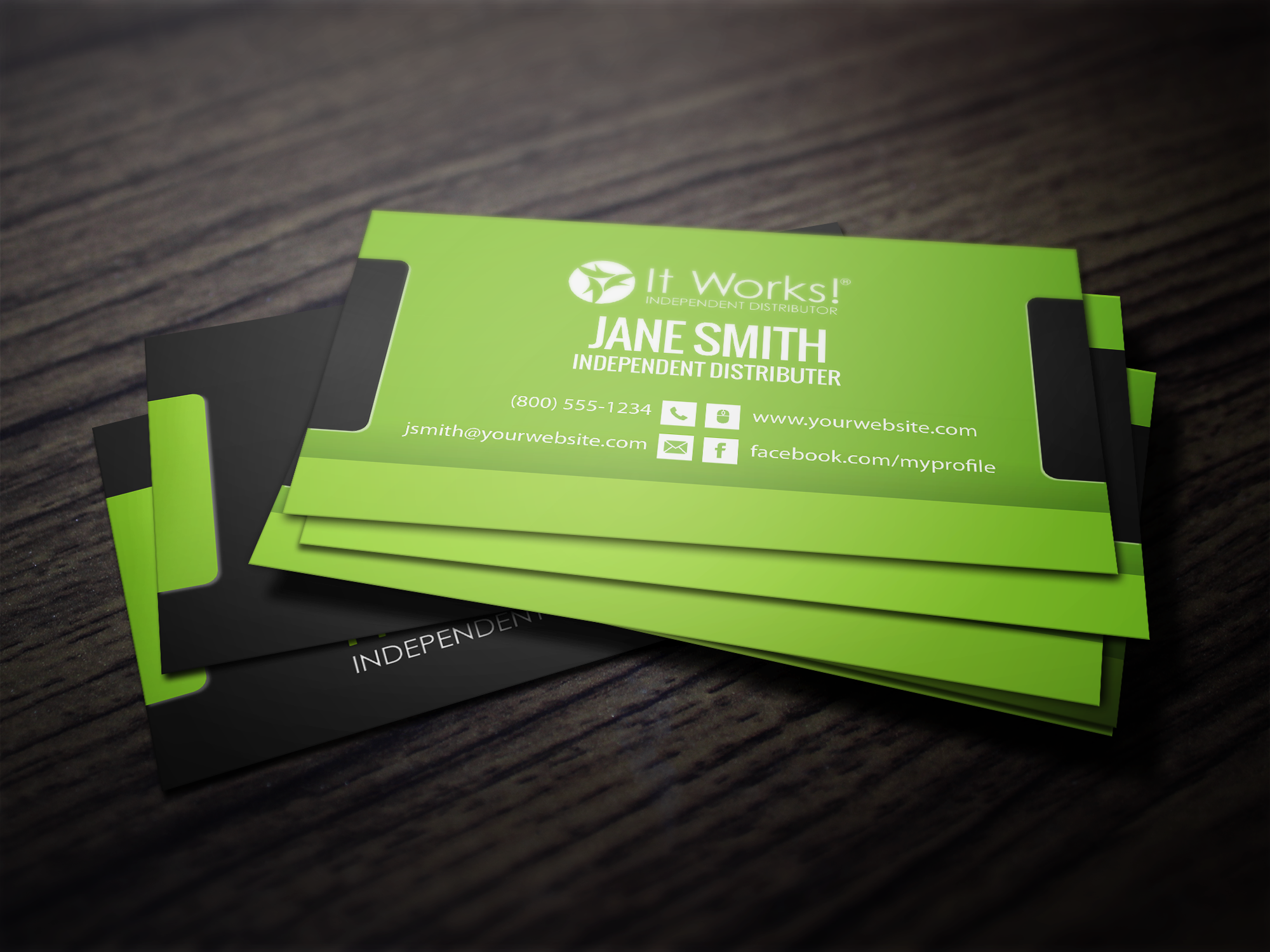 9 best it works business cards images on pinterest in 2018 - It Works Business Cards
