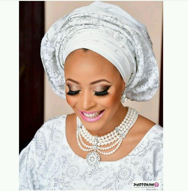 Nigerian Lady Weds Her Oyinbo Husband In Lagos (Pics) - Events - Nigeria