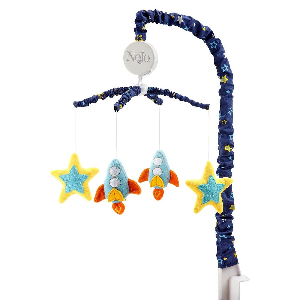 NoJo Out of this World Crib Mobile