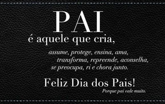 Lindas Imagens E Frases Para O Dia Dos Pais: Mensagem Com Foto Para Facebook Dia Dos Pais 32