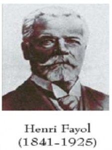Management Theory And Henri Fayol Management Pinterest