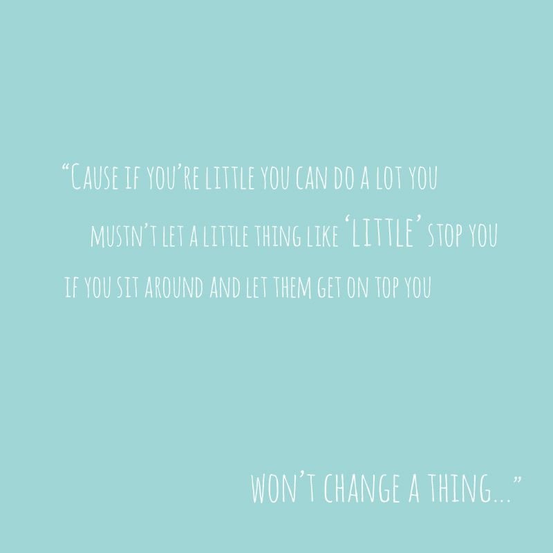 Some of my favorite lyrics from the whole show (Matilda the ...