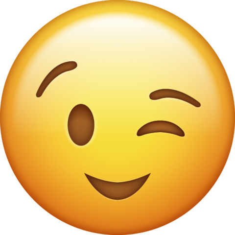 Download Wink Iphone Emoji Icon In Jpg And Ai Emoji Island Ios Emoji Cool Emoji Emoji