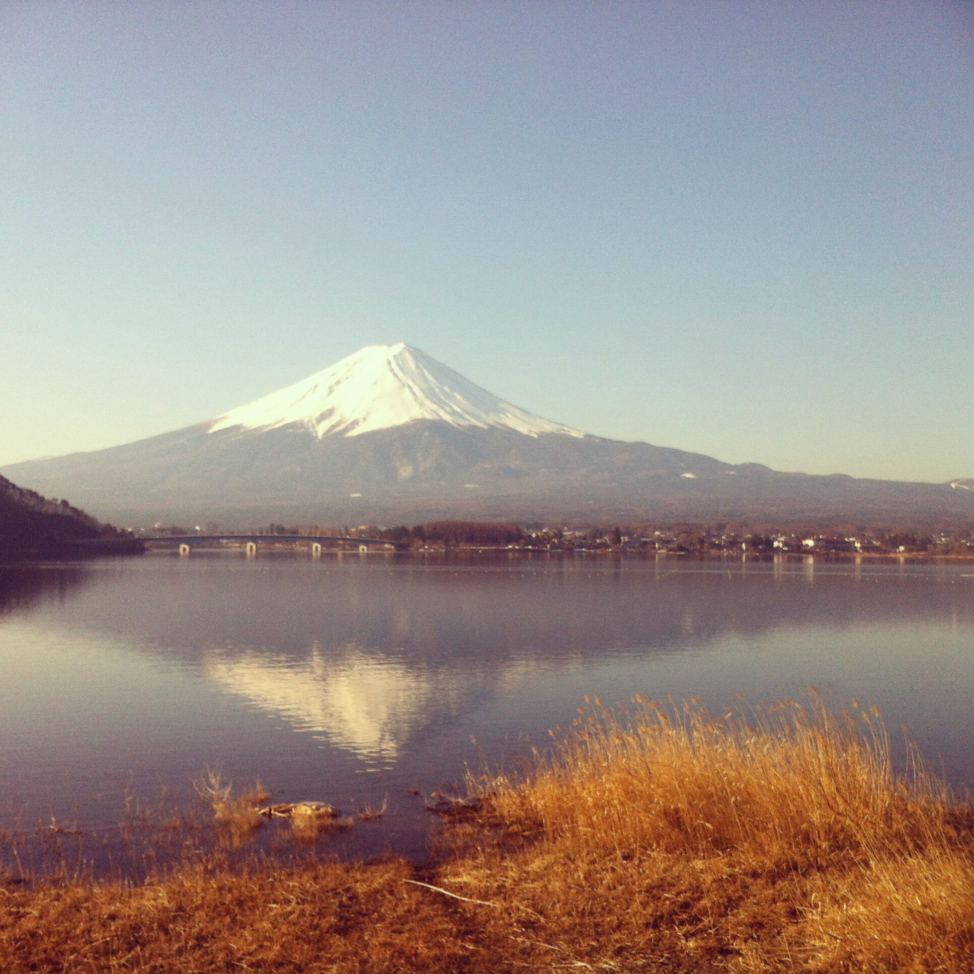 Mt. fuji kawaguchiko