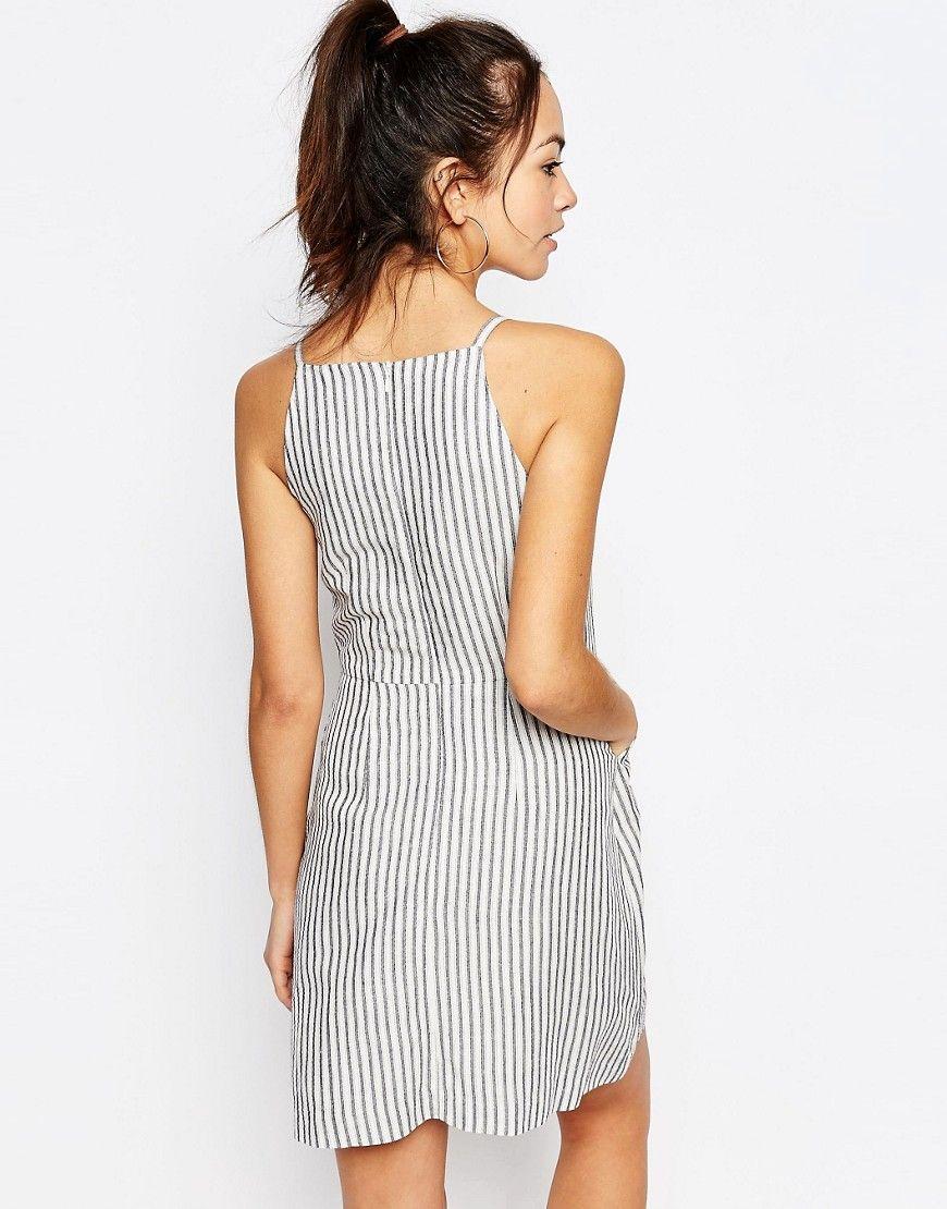 Imagem de new look stripe roupa vestido moda pinterest